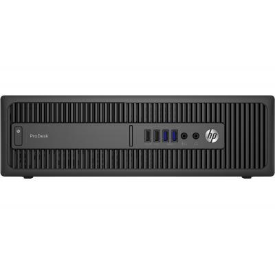 Hp pc: ProDesk 600 G2 - Zwart (Renew)
