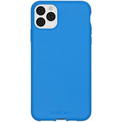 Antimicrobial Backcover iPhone 11 Pro Max - Cornflour Blue - Blauw / Blue Mobile phone case