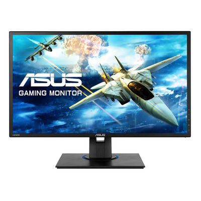 Asus monitor: VG245HE - Zwart
