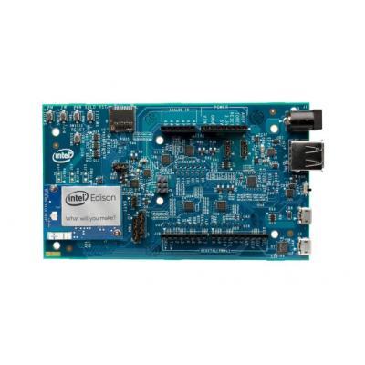 Intel : Edison Board for Arduino