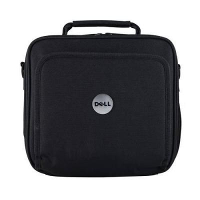 Dell projectorkoffer: Soft carrying case for 1800MP Projector, Black - Zwart