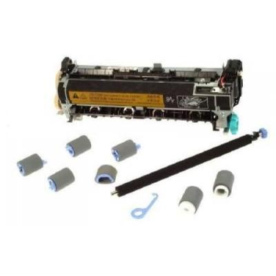 Hp printerkit: LaserJet 4250/4350 maintenance kit - For 120VAC - Includes fusing assembly, separation roller, transfer .....