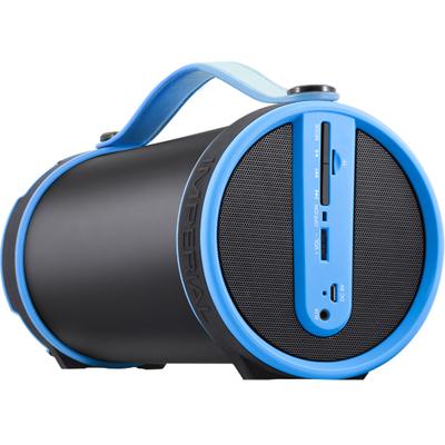 Telestar draagbare luidspreker: IMPERIAL BEATSMAN - Zwart, Blauw