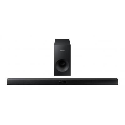 """Samsung soundbar speaker: 120W, 2.1 Ch, Bluetooth, USB, 13.335 cm (5.25 """") , 30W - Zwart"""