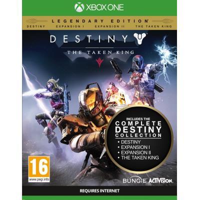 Activision game: Destiny, The Taken King  Xbox One