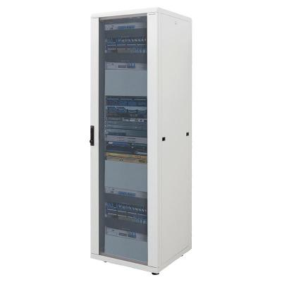 """LogiLink 48.26 cm (19"""") Standing Network Cabinet 32U 600x1000mm, Grey Rack - Grijs"""