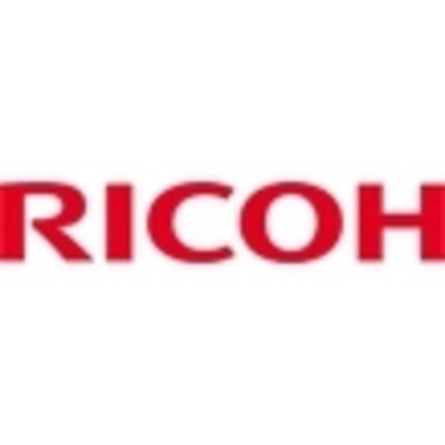 Ricoh Red Ink 600cc Inktcartridge - Rood