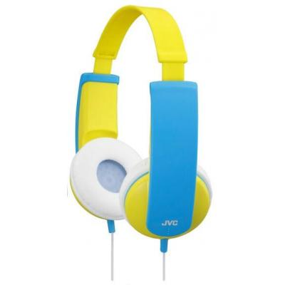 Jvc koptelefoon: De KD5 hoofdtelefoon van is speciaal ontworpen voor kinderen, met een volumebegrenzer (85 dB) en .....