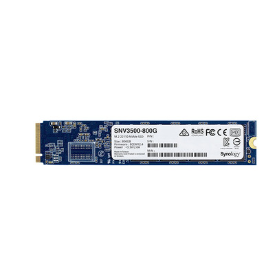 Synology 800 GB, M.2 22110, NVMe PCI Express 3.0 x4 SSD