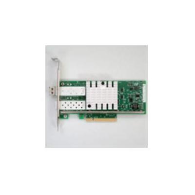 Lenovo netwerkkaart: 10Gbps Ethernet X520-DA2 Server Adapter by Intel