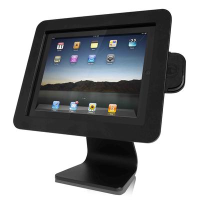 Compulocks : iPad Enclosure Kiosk - Zwart