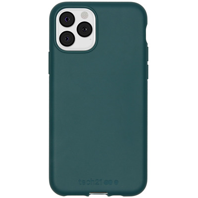 Antimicrobial Backcover iPhone 11 Pro - Pine - Groen / Green Mobile phone case