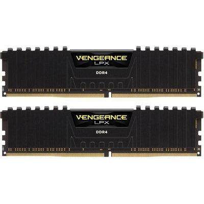 Corsair RAM-geheugen: Vengeance LPX 32GB DDR4-3200 - Zwart