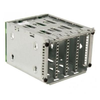 "Hewlett Packard Enterprise 4xSAS/SATA Drive Cage, 8.89 cm (3.5 "") for ProLiant ML330 G6/ML150 ....."