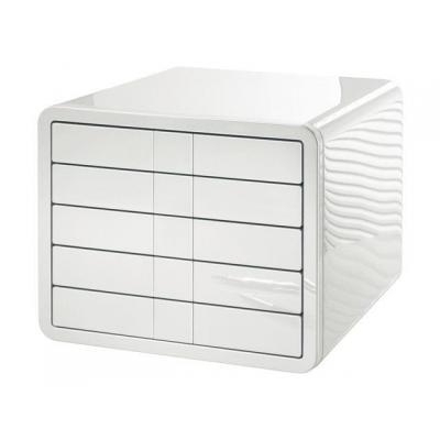 Han brievenbak: Ibox desing drawer set - Wit