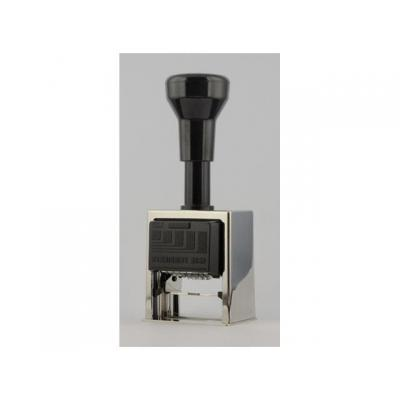 Reiner stempel: Numeroteur 5.5mm b2 6 cijfers