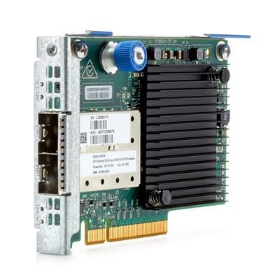Hewlett Packard Enterprise Ethernet 10/25Gb 2-port 640FLR-SFP28 Netwerkkaart