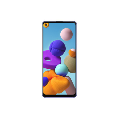 "Samsung Galaxy A21s 6,5"" Smartphone - Blauw 64GB"