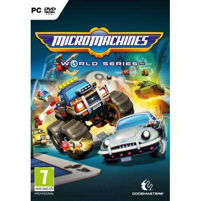 Codemasters game: Micro Machines World Series  PC