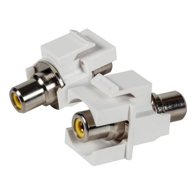 EFB Elektronik EB495 - Wit, Geel