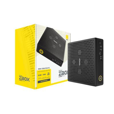 Zotac ZBOX EN072080S Barebone - Zwart