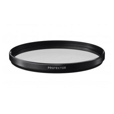 Sigma camera filter: 55mm Protector - Zwart