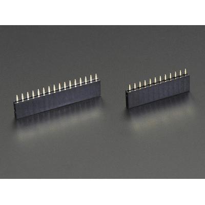 Adafruit : 2-pin and 16-pin Female Header Set