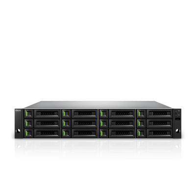 Qsan Technology XCubeSAN XS1212D NAS - Zwart