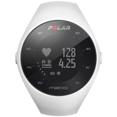 Polar M200 Wearable - Wit