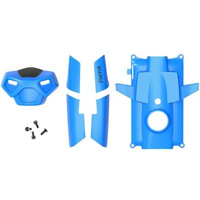 Parrot : Blue Covers + screws for Rolling Spider - Blauw