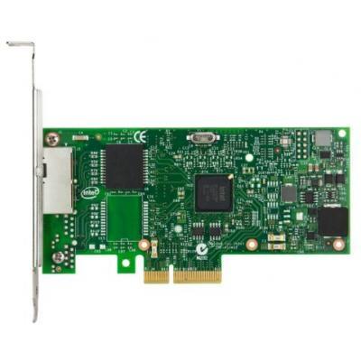 Lenovo netwerkkaart: Lenovo/Intel I350-T2 2xGbE BaseT Adapter for IBM System x - Groen, Zilver