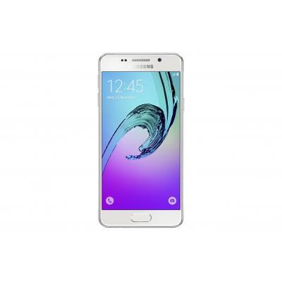 Samsung smartphone: Galaxy A3 16GB Dual Sim - Wit