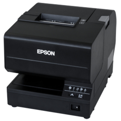 Epson TM-J7200(321) W/O MICR,WHITE, INC PSU, EU Pos bonprinter - Wit