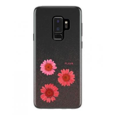 FLAVR iPlate Mobile phone case - Zwart, Roze