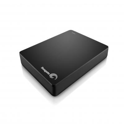 Seagate externe harde schijf: Backup Plus Backup Plus Fast 4TB - Zwart