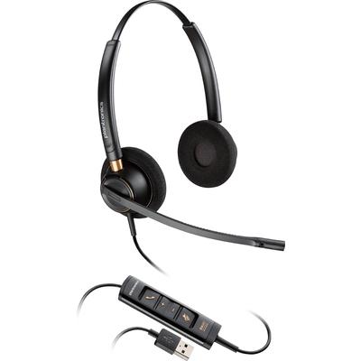 POLY EncorePro HW525 Headset - Zwart