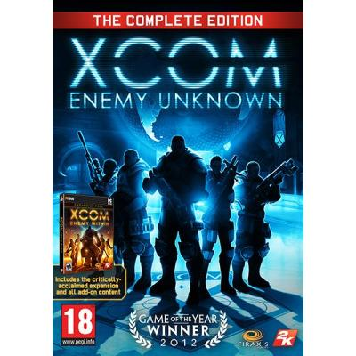 2k game: XCOM: Enemy Unknown – The Complete Edition PC