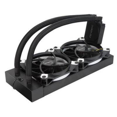 Antec water & freon koeling: K240 - Zwart