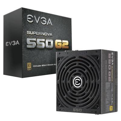 EVGA 220-G2-0550-Y2 power supply unit
