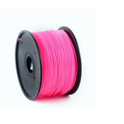 Gembird PLA plastic filament voor 3D printers, 1.75 mm diameter, roze 3D printing material