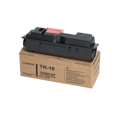 KYOCERA TK-18 Toner - Zwart