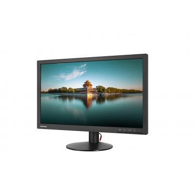 Lenovo monitor: ThinkVision T2224d - Zwart