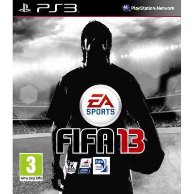 Electronic Arts game: FIFA 13, PS3