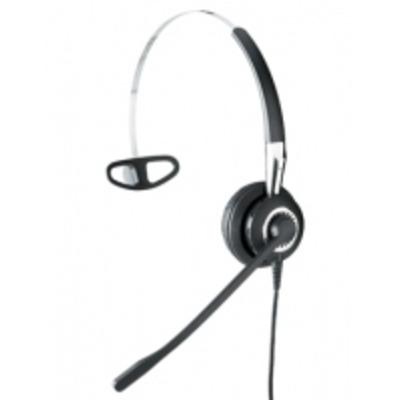 Jabra Biz 2400 Headset - Zwart