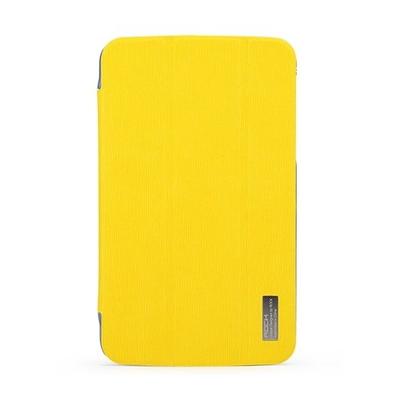 ROCK Elegant Tablet case - Geel