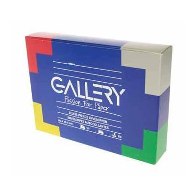 Gallery envelop: DOOSJE 50 ZELFKL.OMSL.114X162