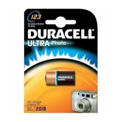 Duracell batterij: 123 CR17345