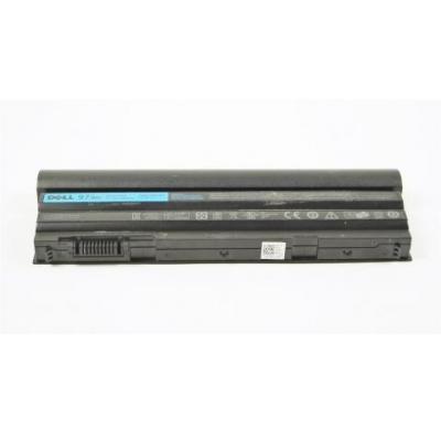 Dell batterij: 97 Wh, 11.1 V, 9-Cell, (Latitude E6420) - Zwart