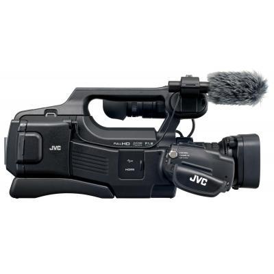 "Jvc digitale videocamera: 1/2.3"" CMOS 12Mp, 1/2 - 1/4000, 7.62 cm (3.0 "") LCD 230K, SDHC/SDXC/SD, 3kg - Zwart"