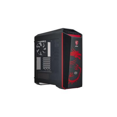 Cooler master behuizing: MasterCase Maker 5 MSI Dragon Edition - Zwart